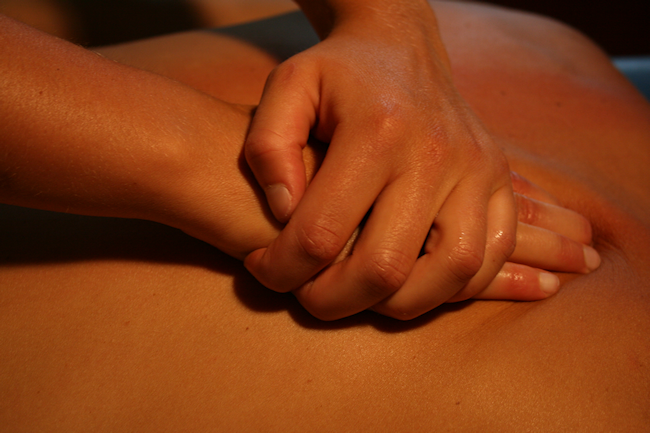 gratis massage mooi in Oss
