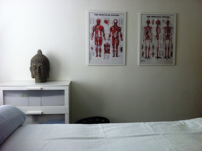 professioneel massage groot